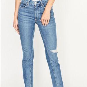 NWT Rag'n'Bone Pamela High Rise Skinny Jeans!